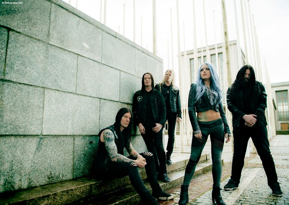 AE band photo
