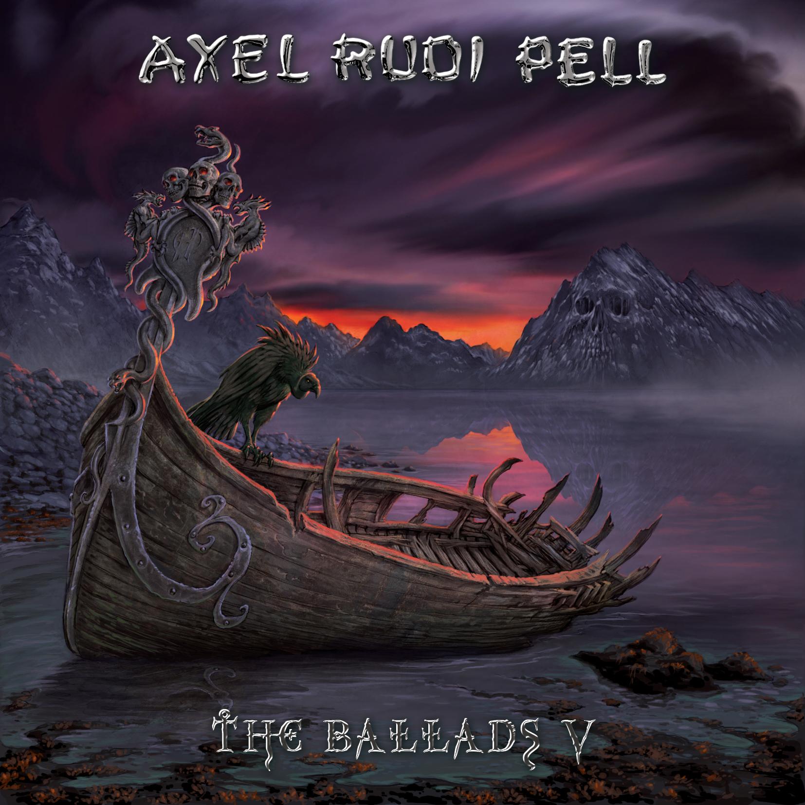 ARP_Ballads V_CD Cover