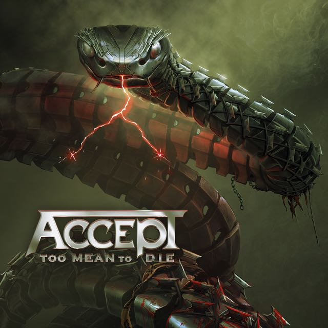 Accept - Too Mean To Die (Jewelcase)