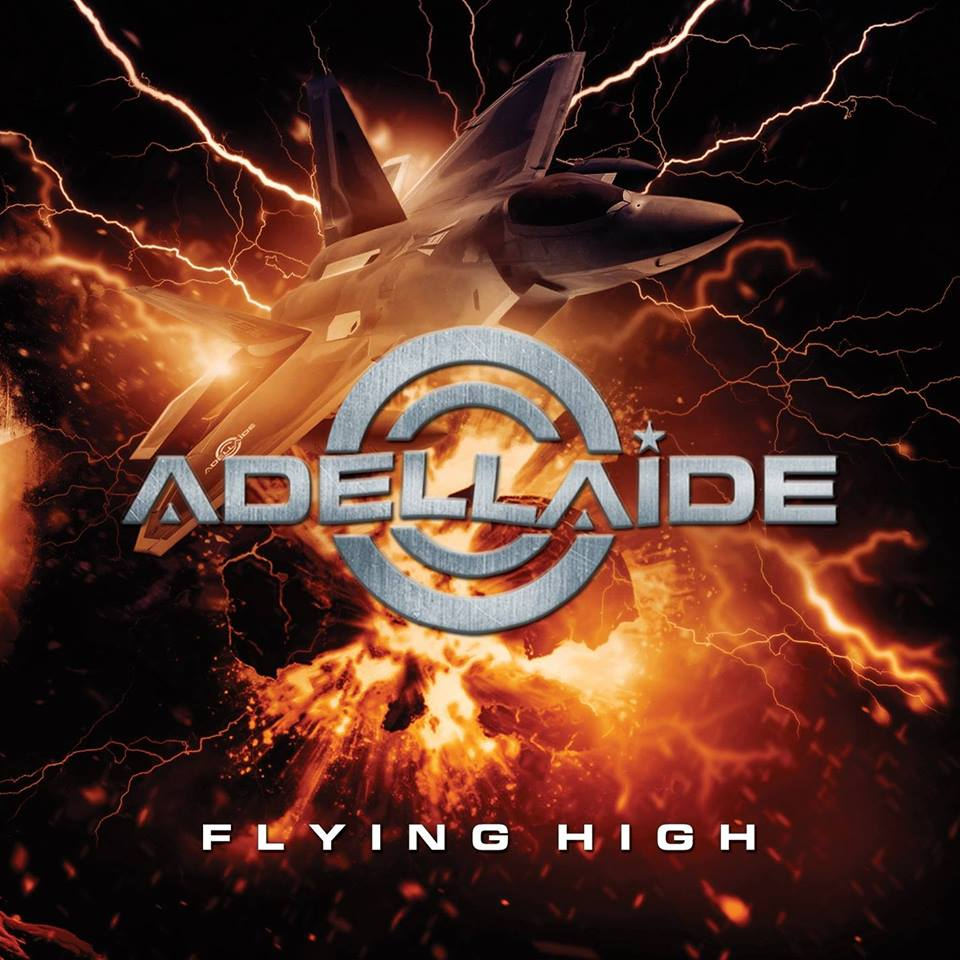 Adellaide- flying high