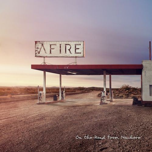 Afire On The Road From Nowhere