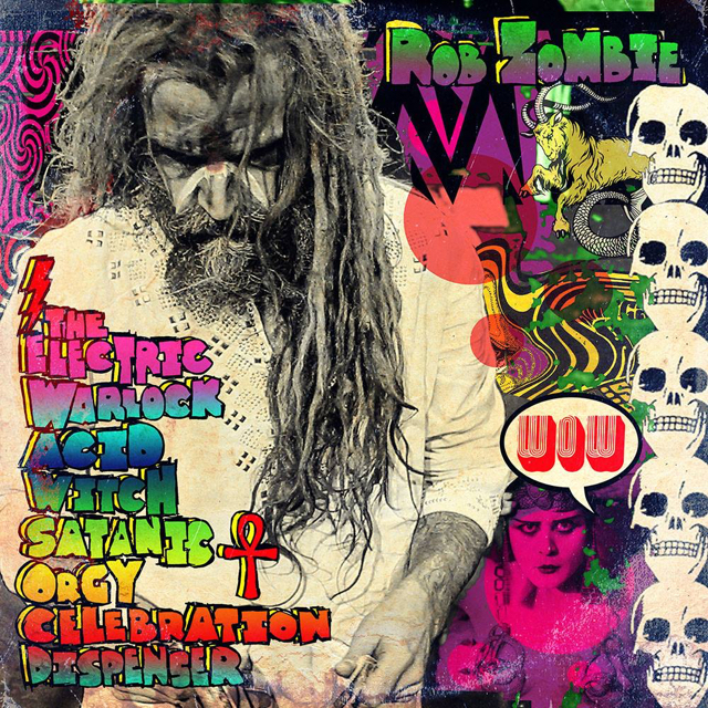 Albumcover_Rob Zombie