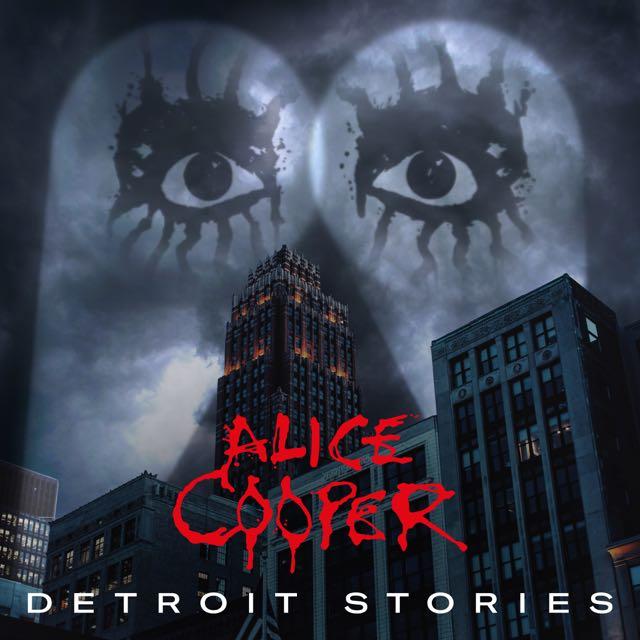 Alice Cooper Detroit Stories HBLS