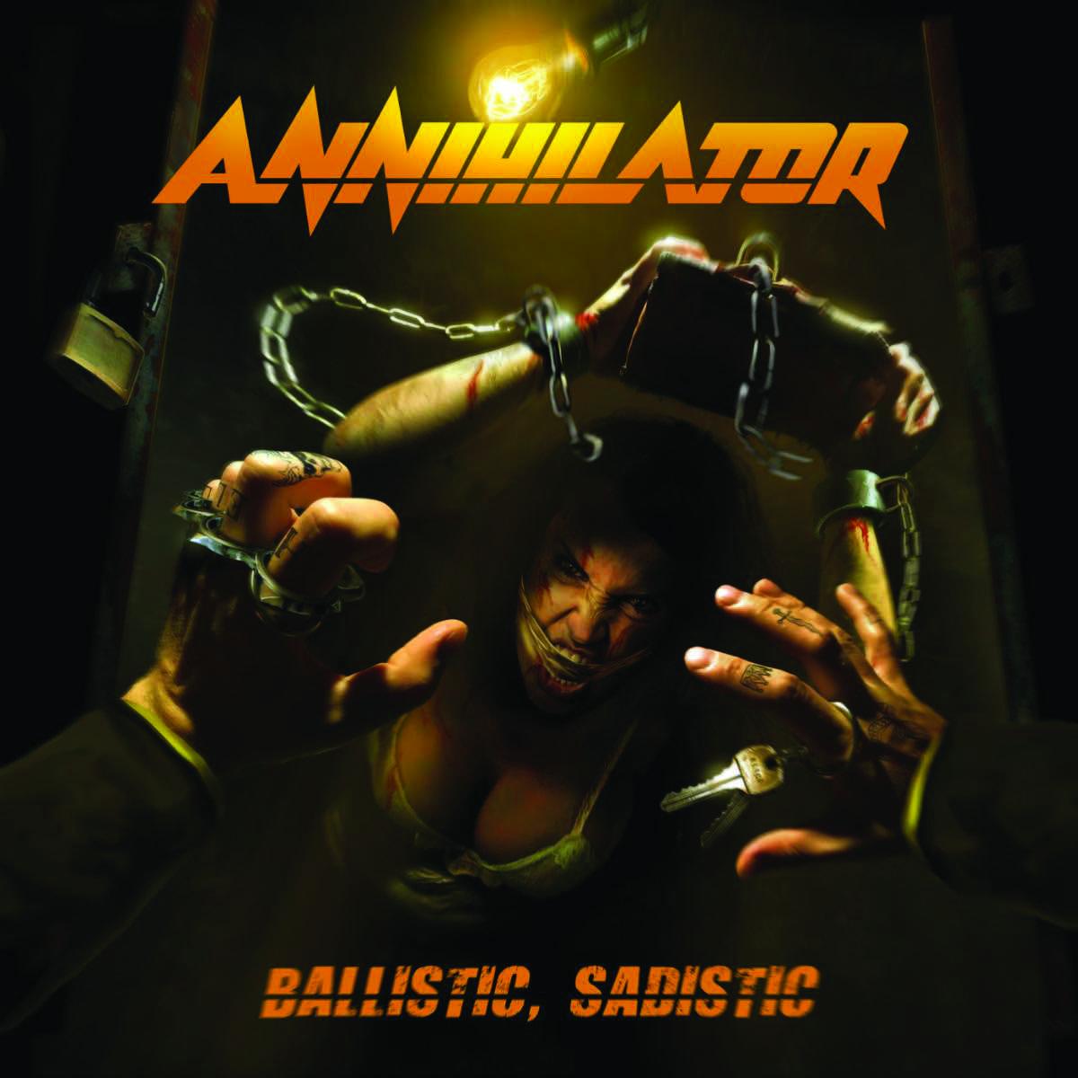 Annihilator Ballistic Sadistic hbls