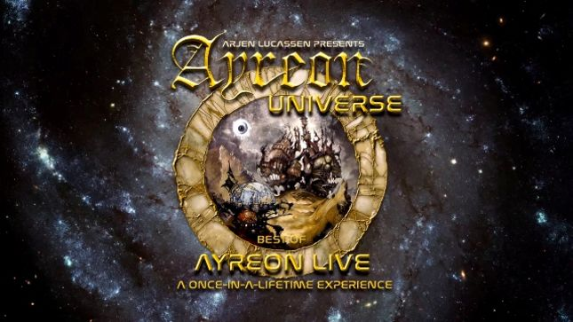 Ayreon Universe live best of