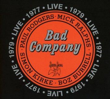 Bad company 1977 1979