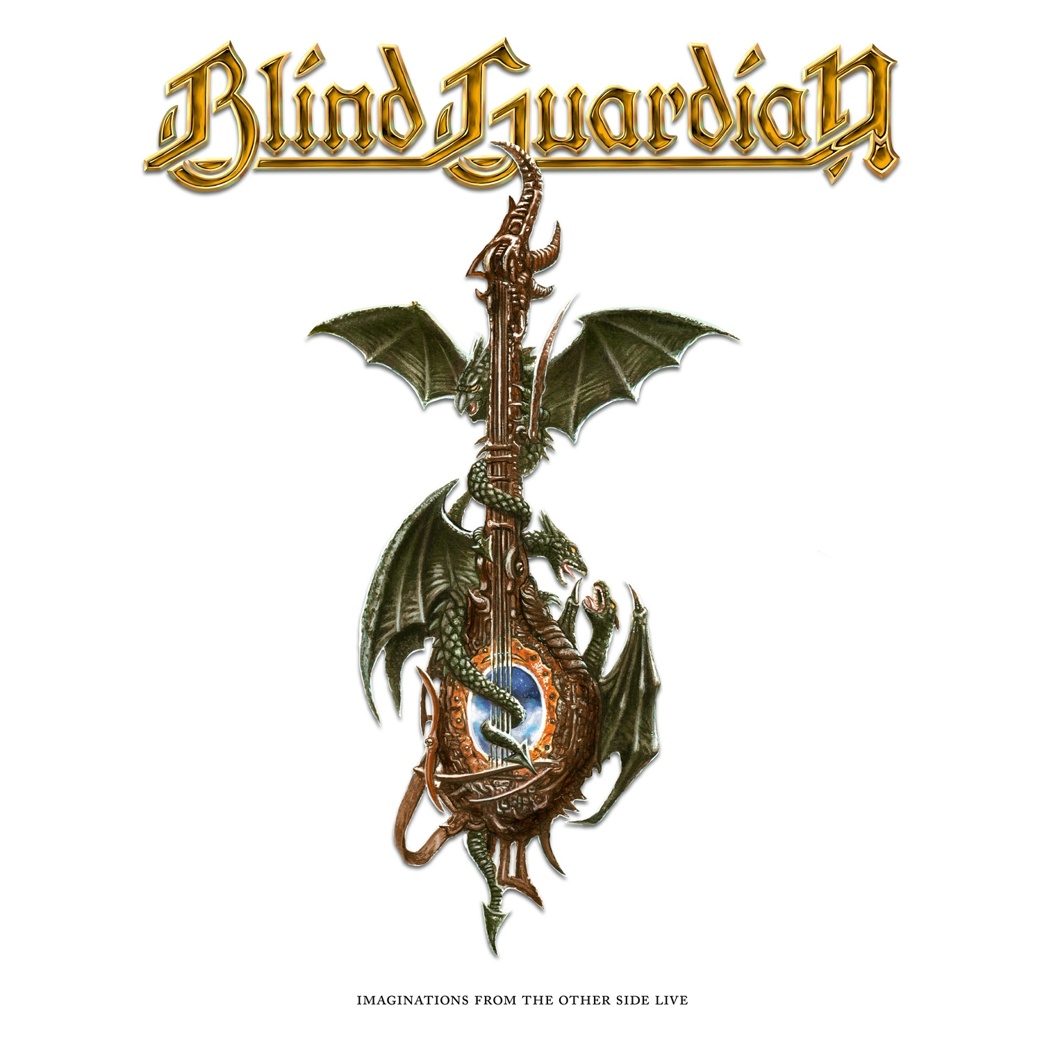 Blind Guardian - Imaginations From The Other Side 25th Anniversary Edition - Artwork