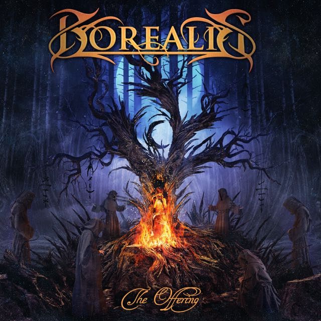Borealis The Offering cover