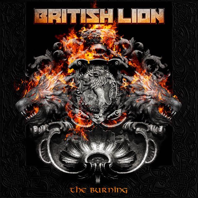 British Lion The Burning