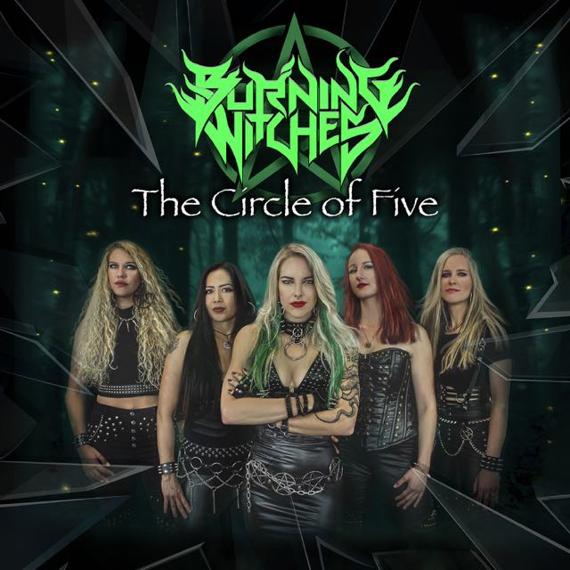 Burning Witches The Circle Of Five hbls