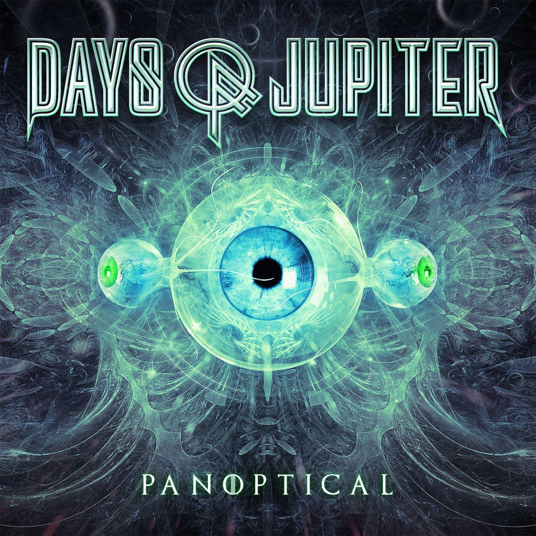CD Cover - Panoptical (2018)