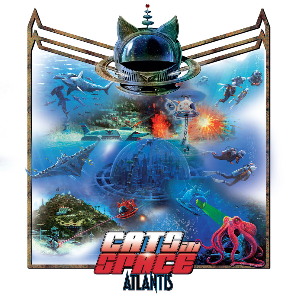 CatsInSpaceAtlantis