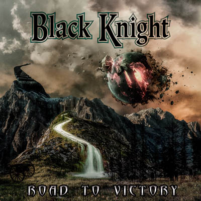 Cover BLACK KNIGHT Road To Victory
