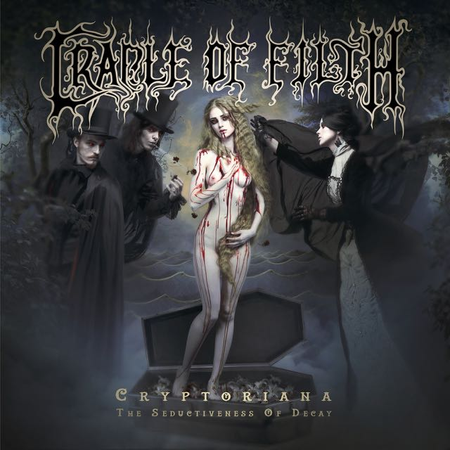 Cradle Of Filth - Cryptoriana - The Seductiveness Of Decay kleiner