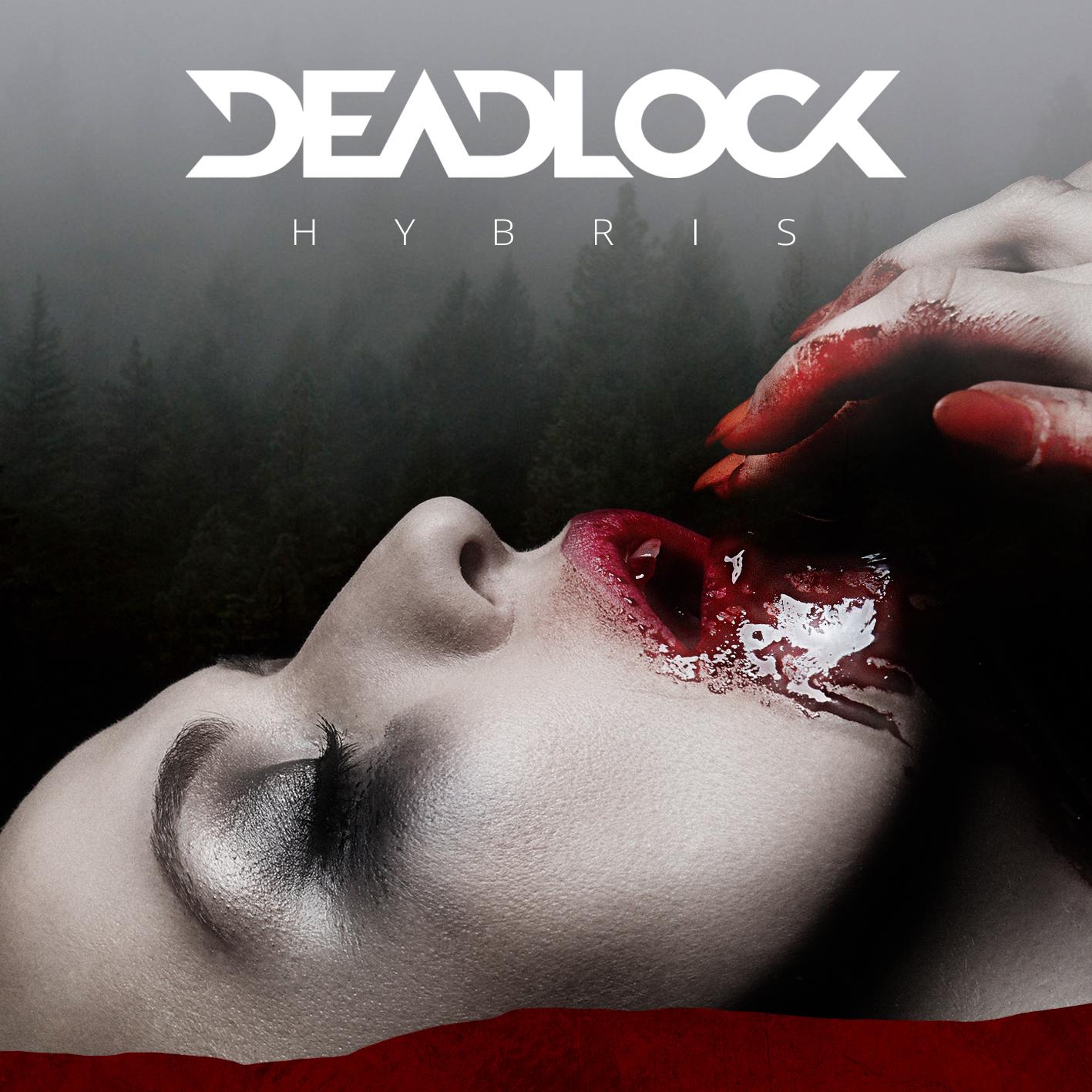 Deadlock _Hybris albumcover