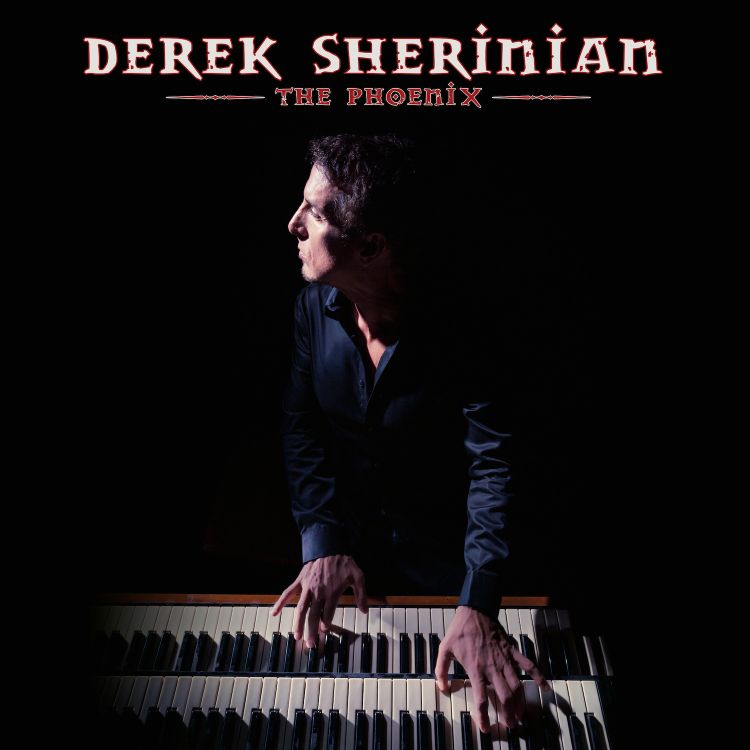 Derek SherinianThe Phoenix