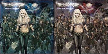 Doro - Forever United - Artwork-horz