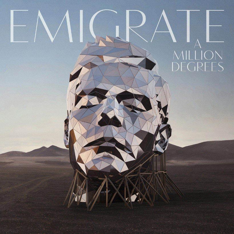 Emigrate-A-Million-Degrees-album-cover