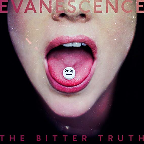Evanescence the bitter truth hbls