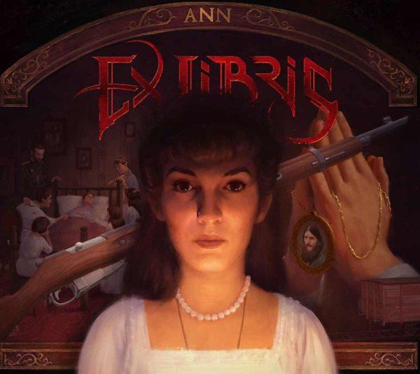 Ex Libris Anne 2