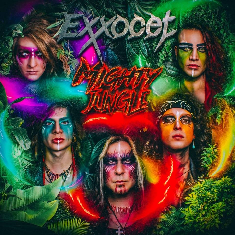 Exxocet Mighty Jungle