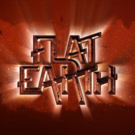 Flat Earth logo