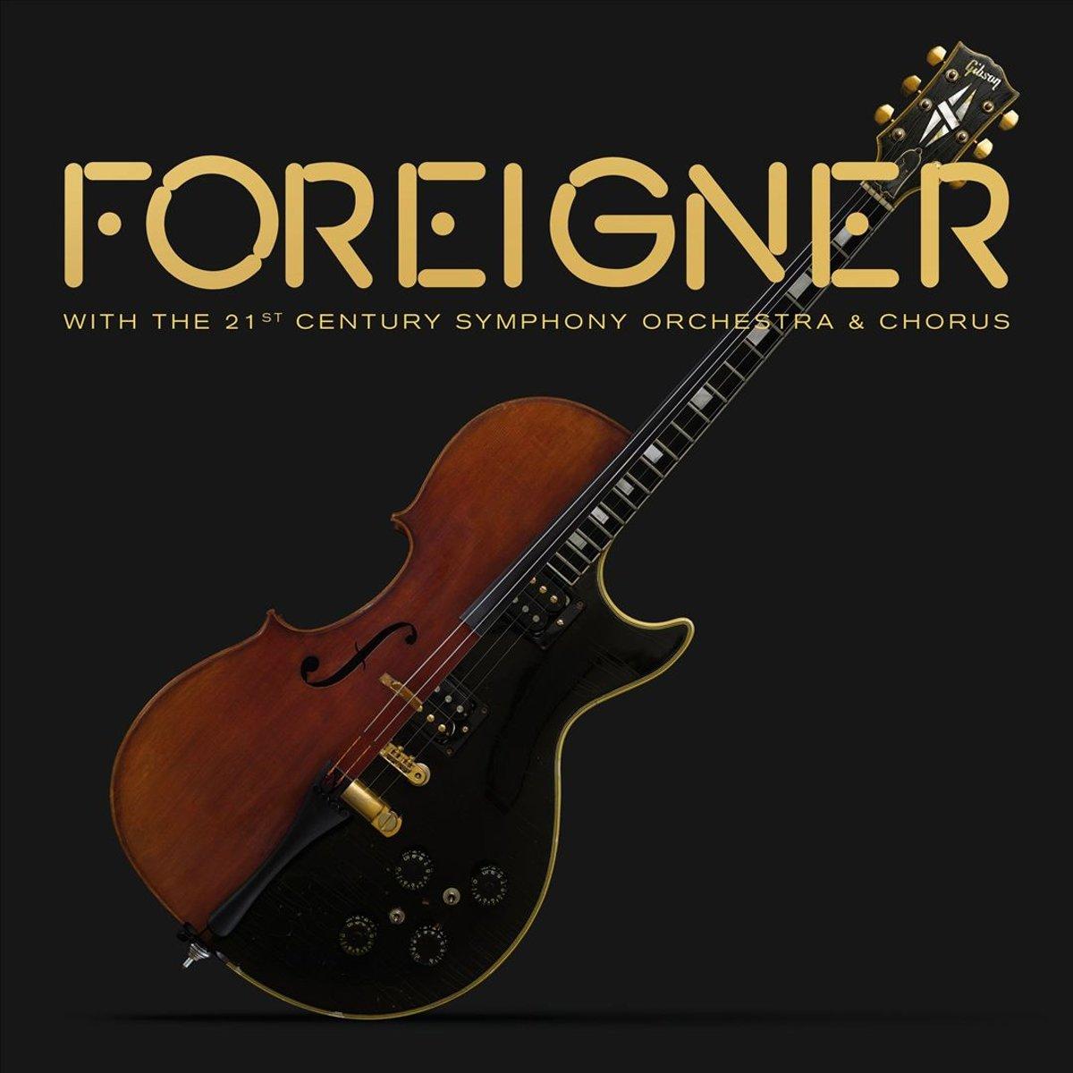 Foreigner 21st cent
