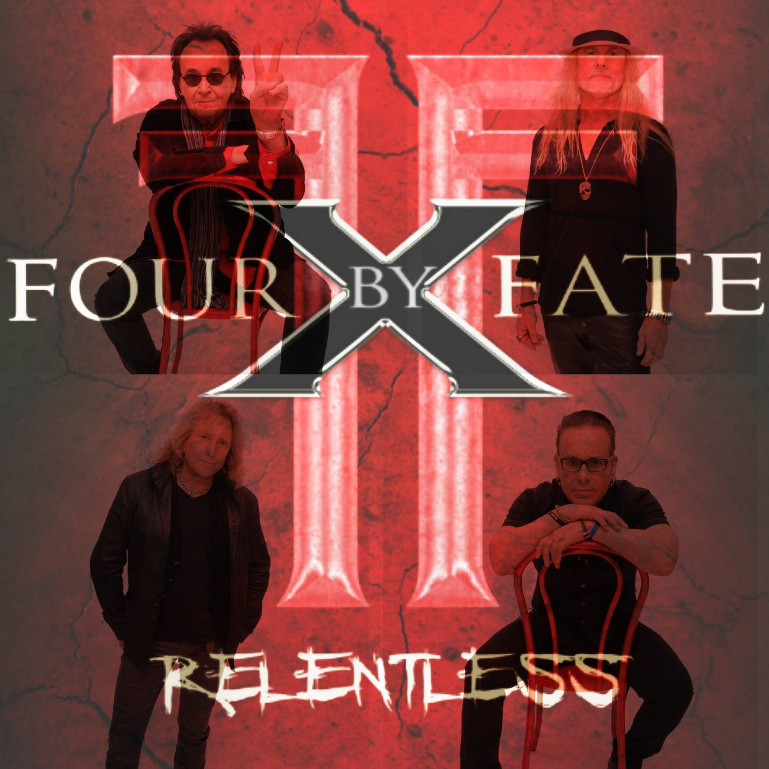 Four X Fate cover