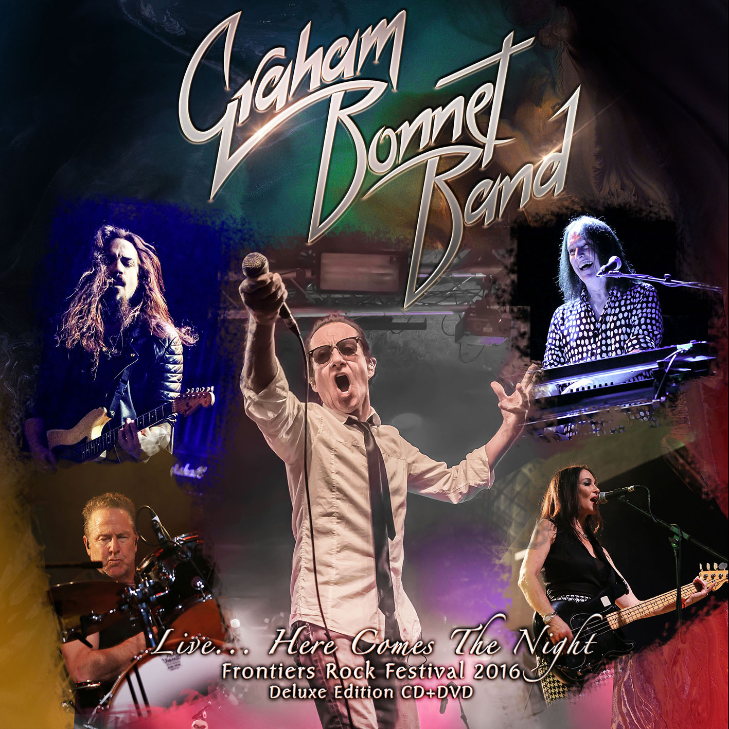 GRAHAM BONNET BAND live
