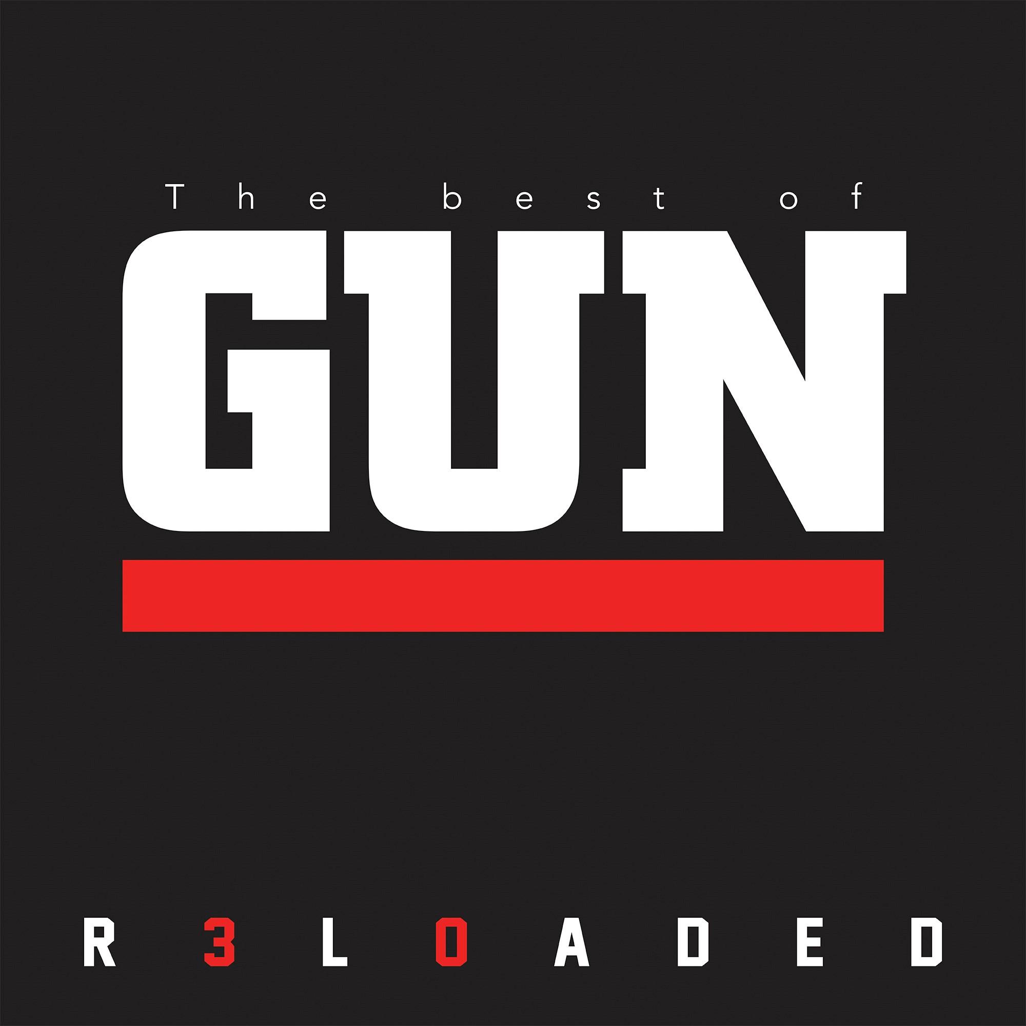 GUN R3L0ADED cover