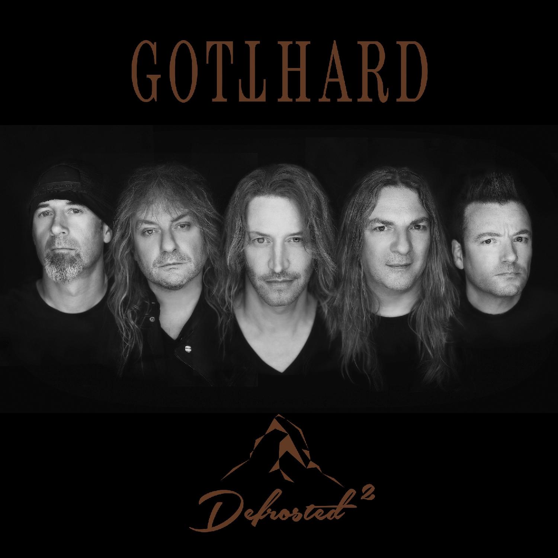 Gotthard - Defrosted 2 - Artwork