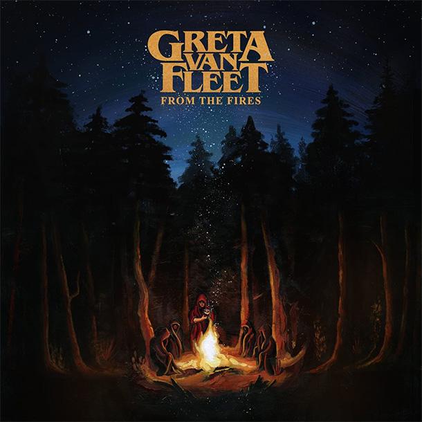 Greta van fleet fromthefires