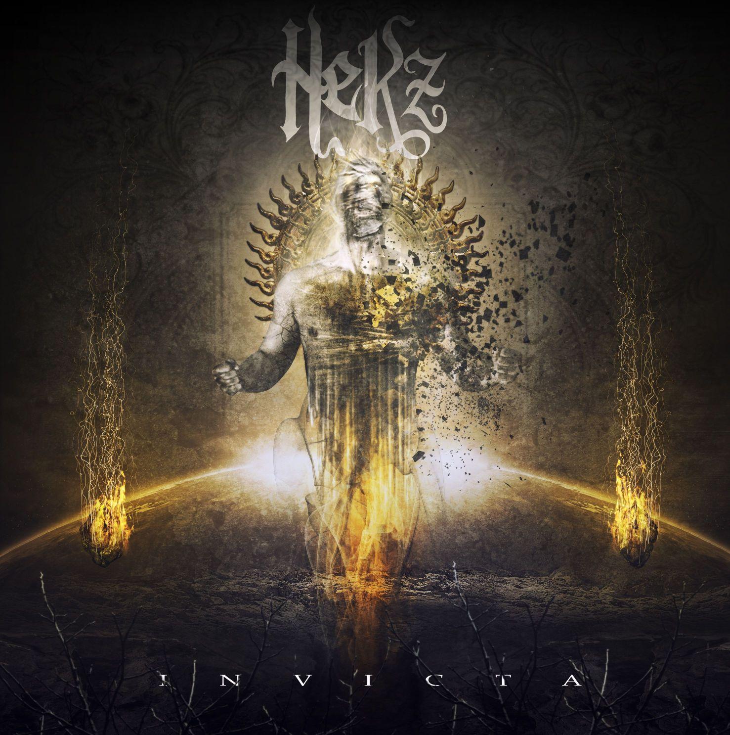HEKZ - INVICTA Album Cover