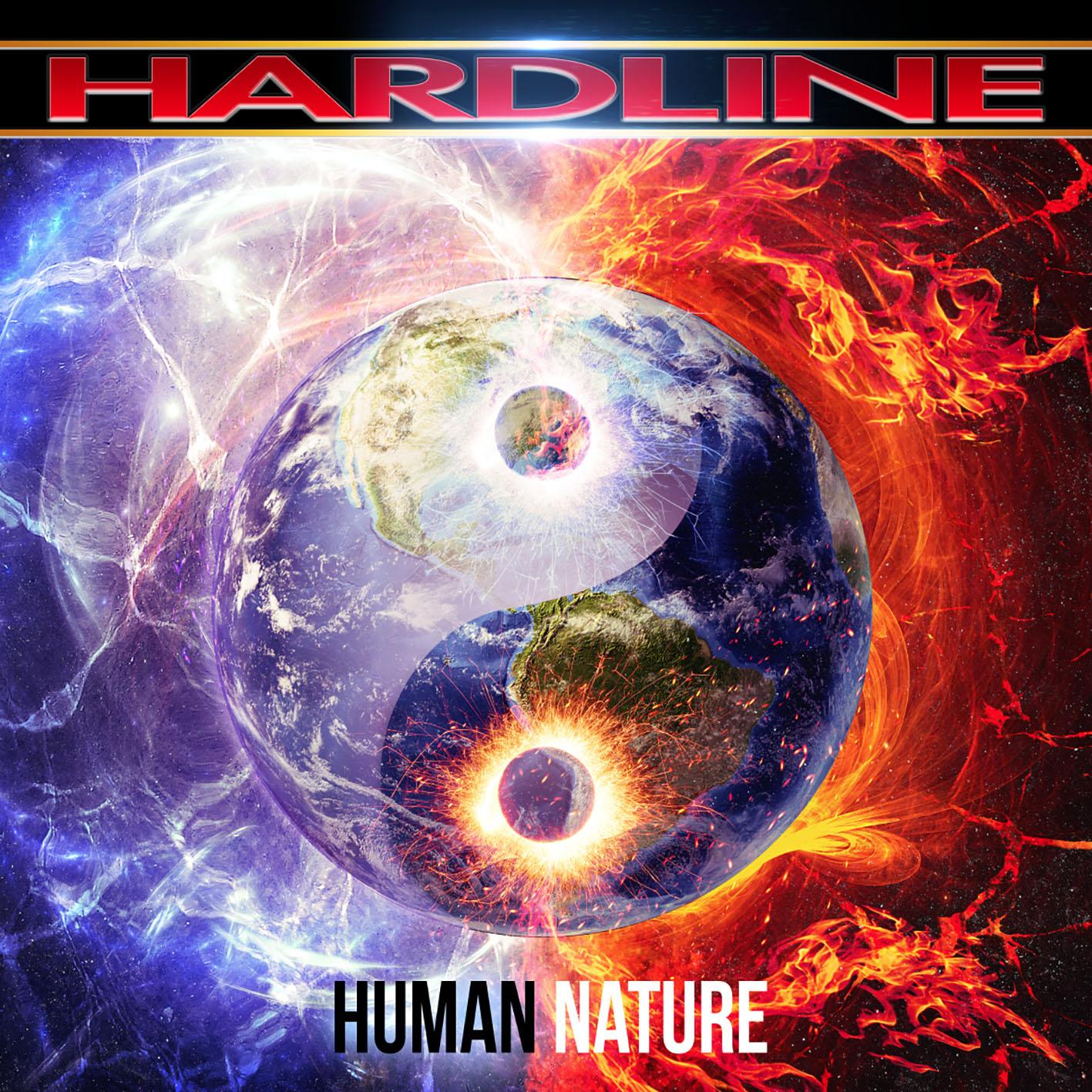 Hardline-Human Nature cover
