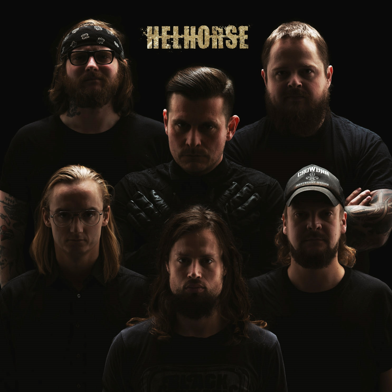 Helhorse Cover