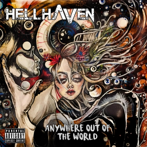 Hellhaven - Anywhere out of the World - 300x300