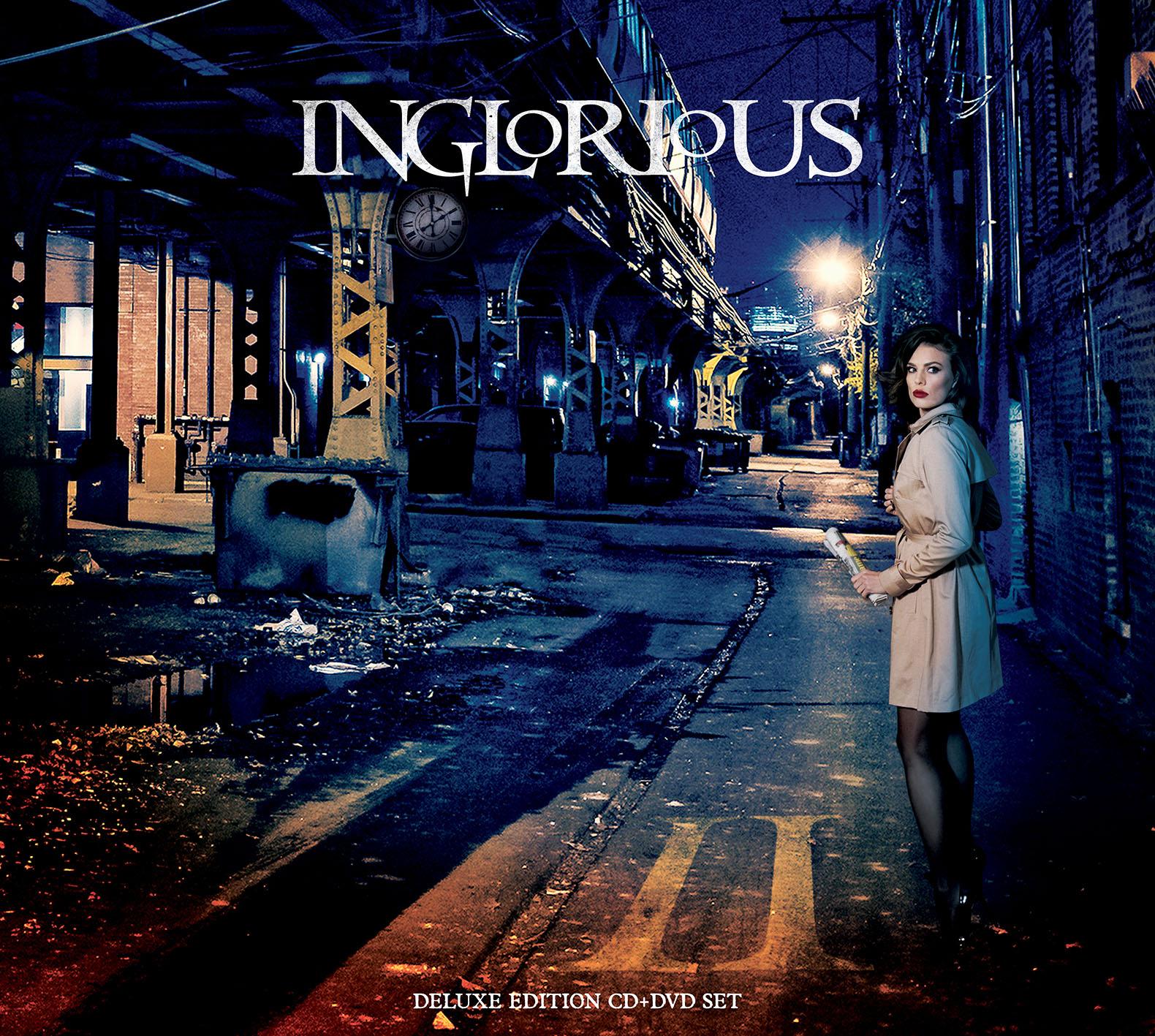 INGLORIOUS2 Cover CDVD