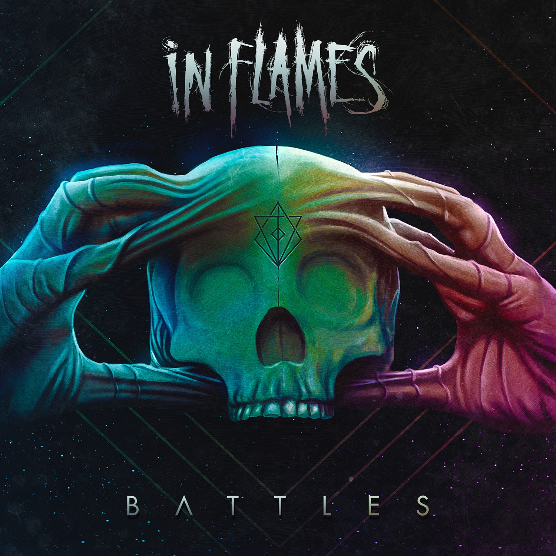 In Flames - Battles - Artwork