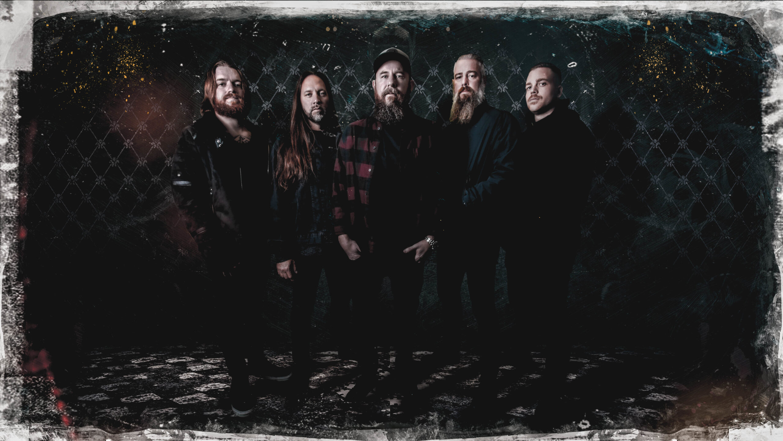 In Flames band pic