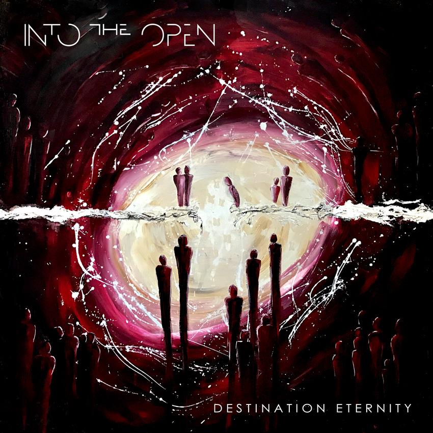 Into The Open - Destination Eternity - Cover def