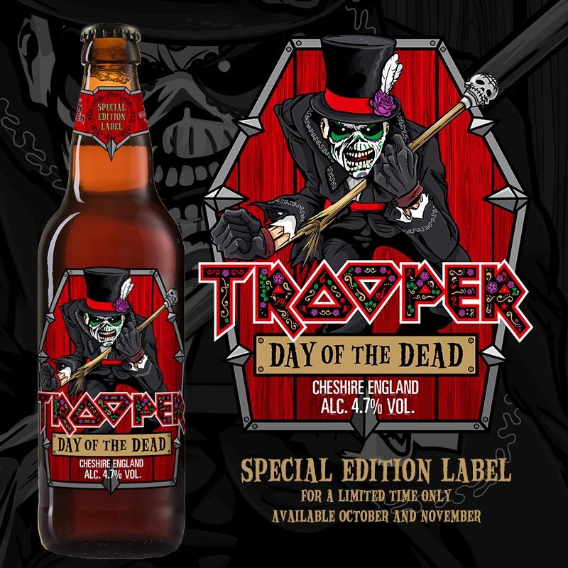 Iron Maiden trooper DOTD