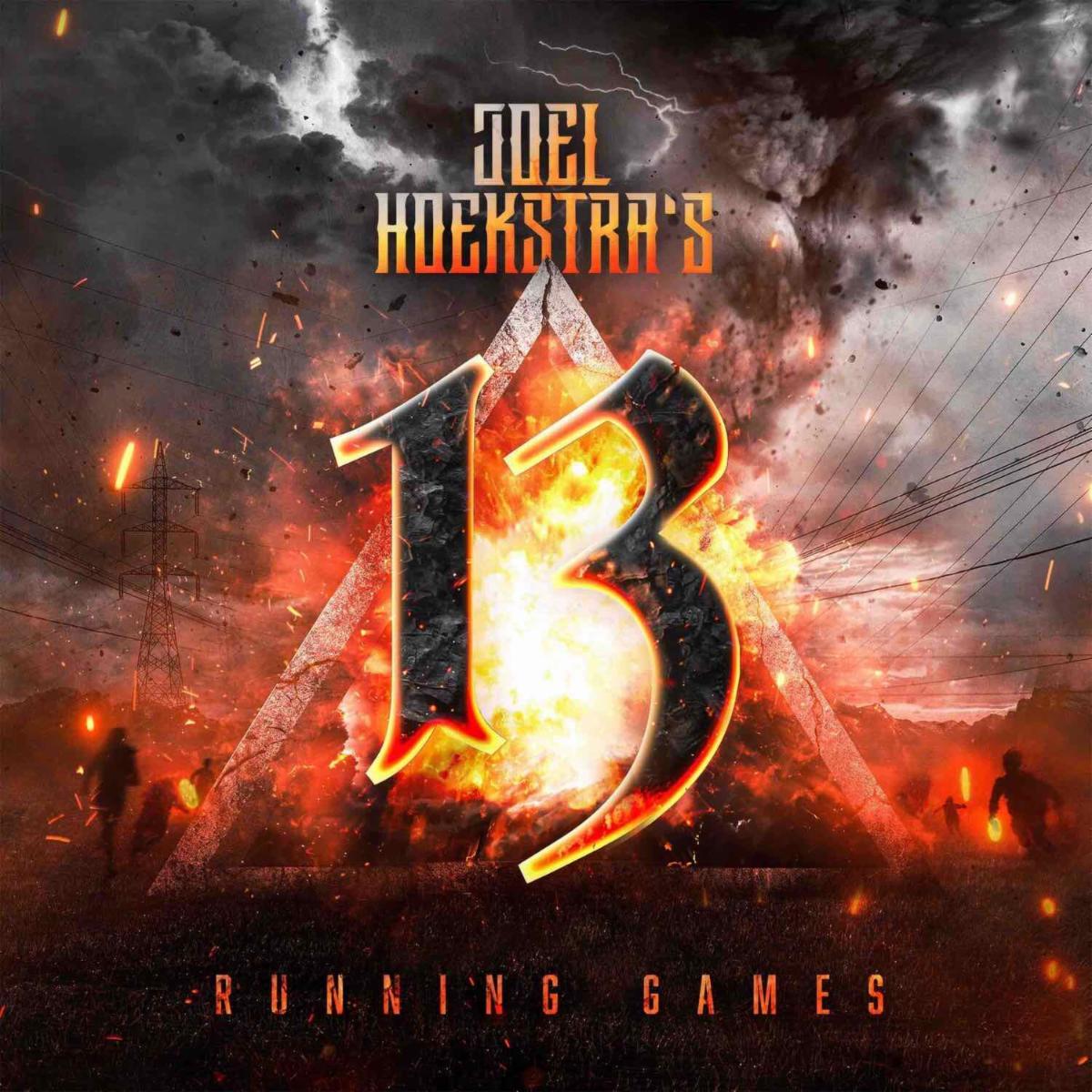 JOEL HOEKSTRA-Running-Games