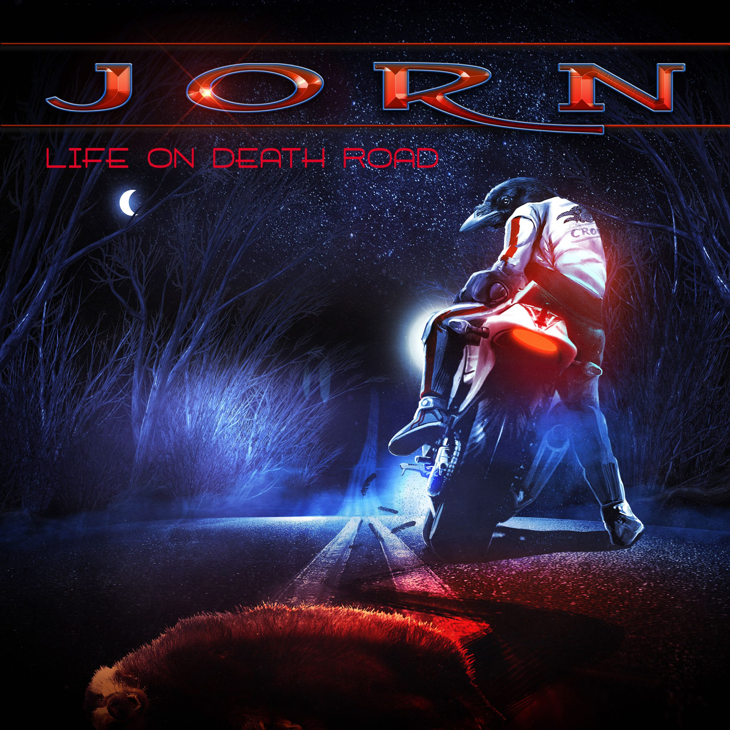 JORN Life on Death Road COVER-klein
