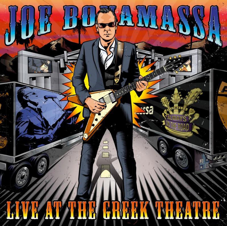 Joe Bonamassa-live at the Greek theatre
