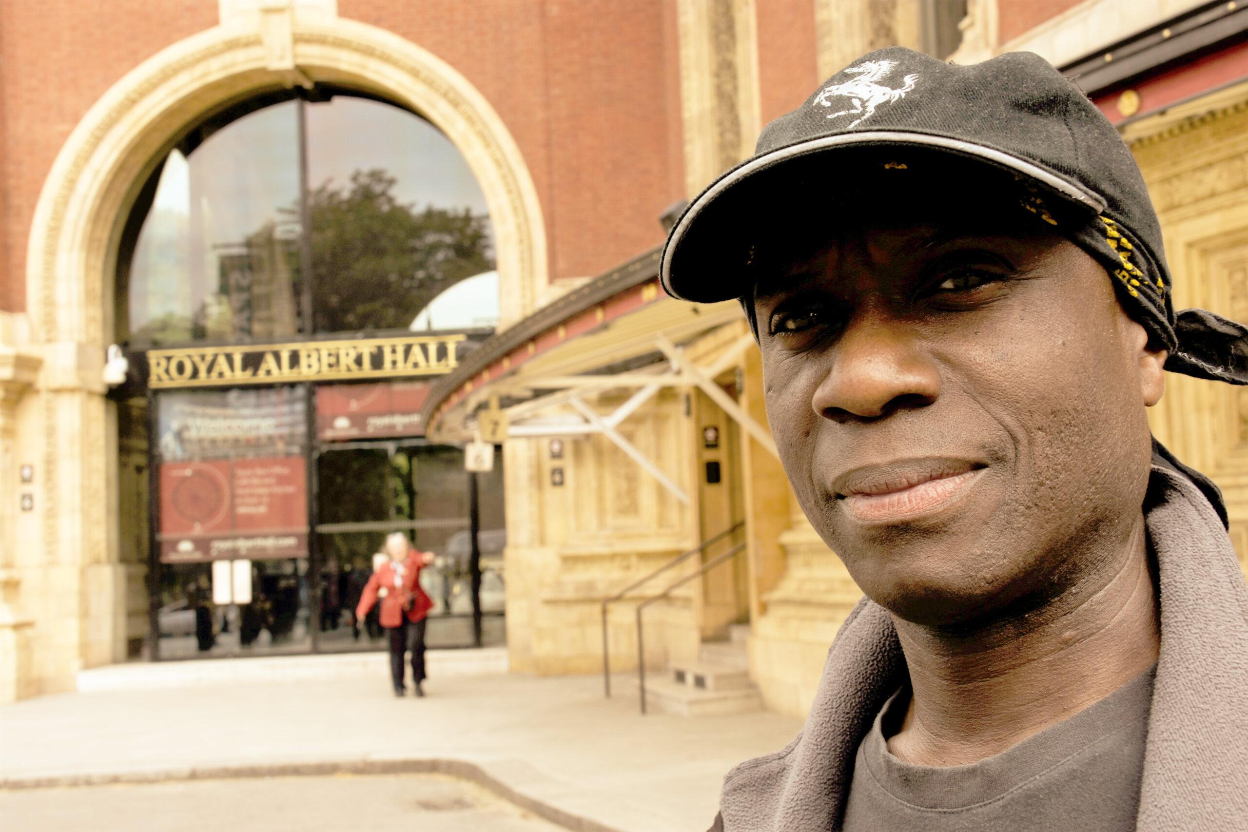 Johanne James The Royal Albert Hall.JPG