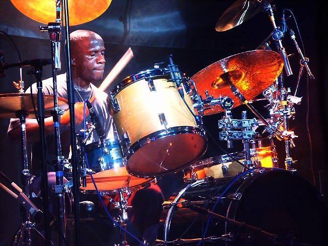 Johanne drumming