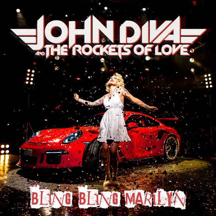 John Diva bling bling marilyn