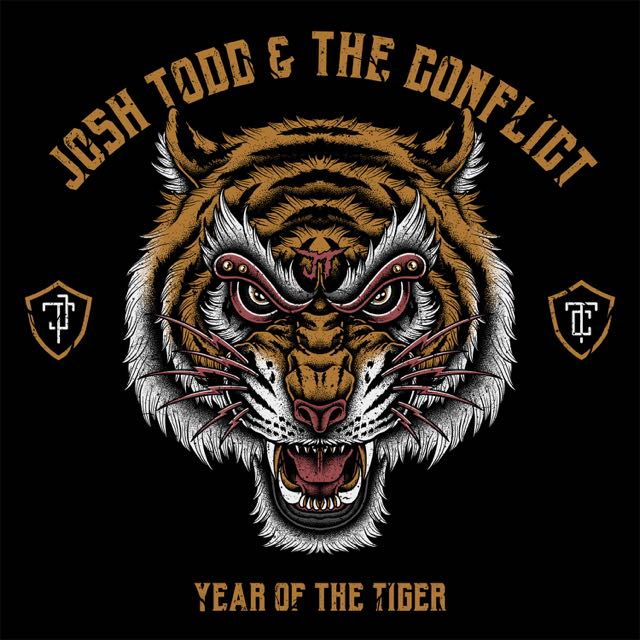 Josh Todd and The Conflict