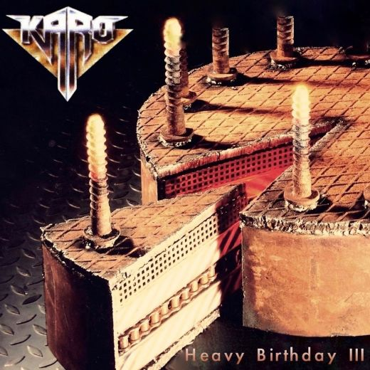 KARO - Heavy Birthday III [unreleased tapes] front