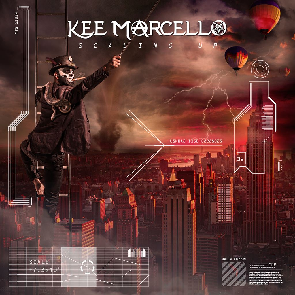 KEE-MARCELLO-Scaling-Up-Album-Cover